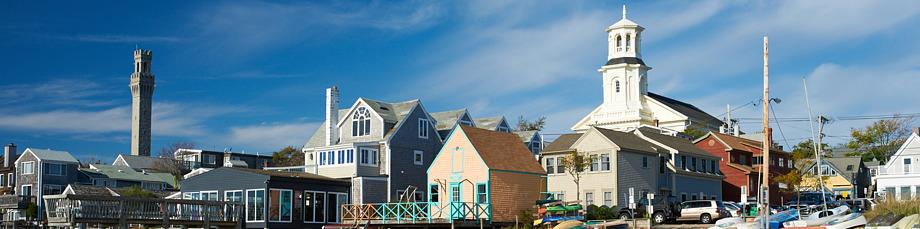 Provincetown bay beach